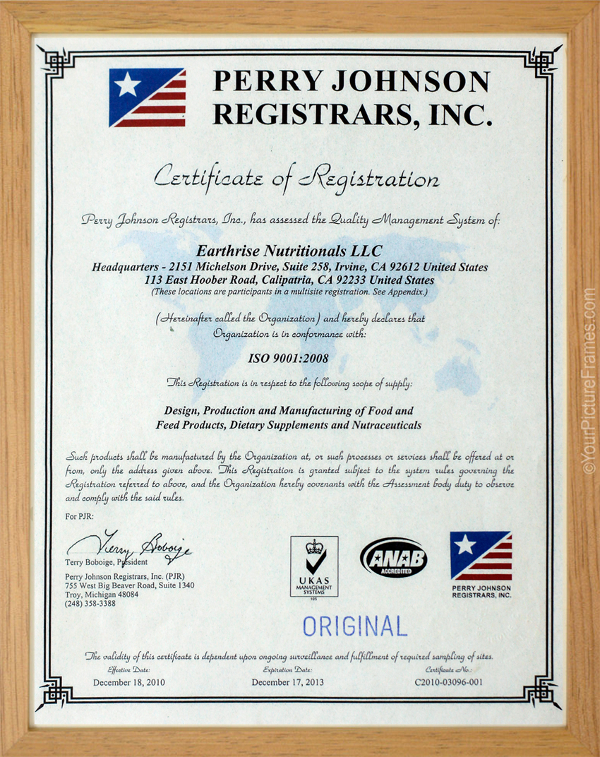Chng nhn ISO 9001:2008